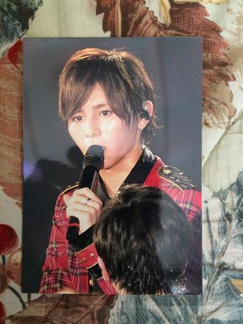 Hey!Say!JUMP 山田涼介 生写真 コンサートグッズの画像