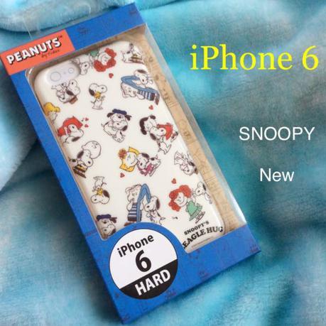 新品 スヌーピー iPhone 6  ケース グッズの画像