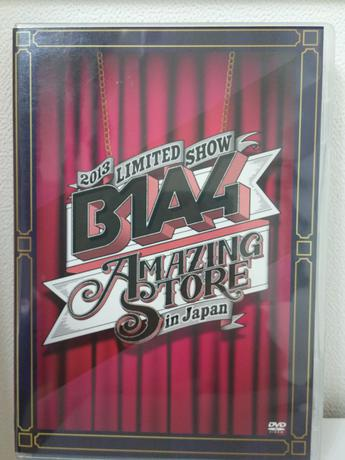 "B1A4  DVD ""AMAZING STORE in JAPAN"" ライブグッズの画像"