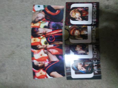 NEWSポストカード コンサートグッズの画像