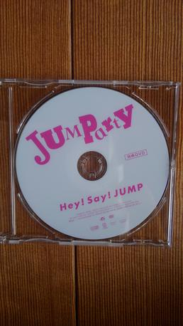 JUMPparty コンサートグッズの画像