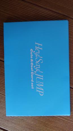 ポストカード コンサートグッズの画像