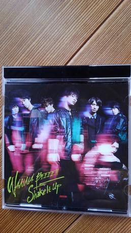 CDシングル コンサートグッズの画像