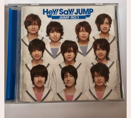 Hey!Say!JUMP  JUMP NO.1 コンサートグッズの画像
