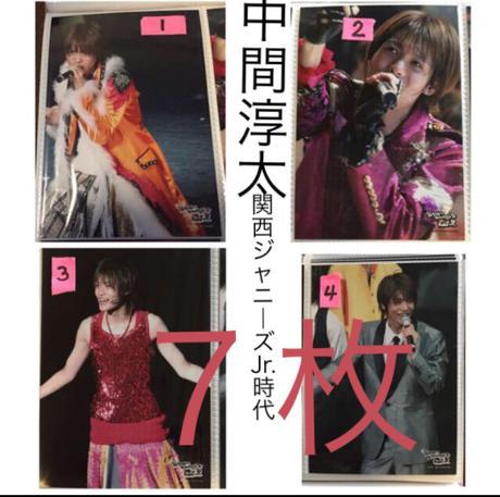 中間淳太 関西ジャニーズJr.2007夏のフォトセット コンサートグッズの画像