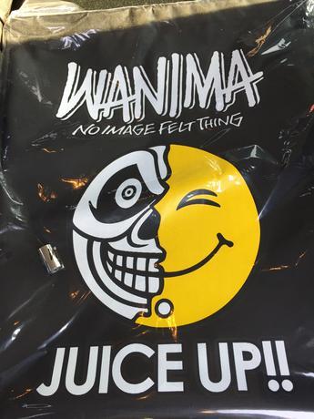 WANIMA スクールバッグ ライブグッズの画像