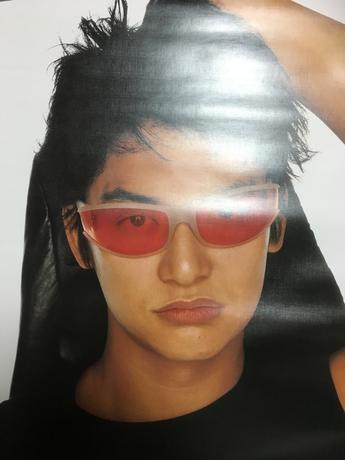 SMAP 香取慎吾 コンサートポスター コンサートグッズの画像