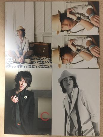 佐藤健☆ポストカードセット グッズの画像