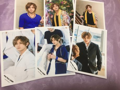 Hey!Say!JUMP 真剣SUNSHINE 山田涼介 個人 公式写真 コンサートグッズの画像