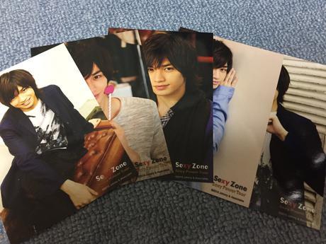 中島健人 セクパワ フォトセ コンサートグッズの画像
