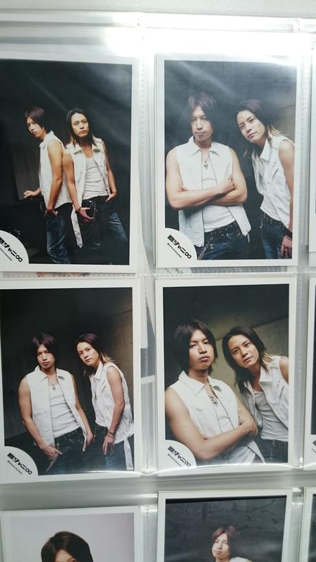大倉忠義&渋谷すばる 写真4枚セット リサイタルグッズの画像