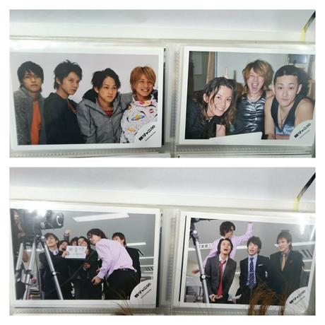 関ジャニ∞ 混合写真7枚セット リサイタルグッズの画像
