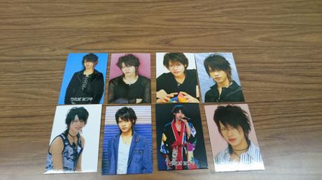上田竜也 名刺サイズ写真 コンサートグッズの画像