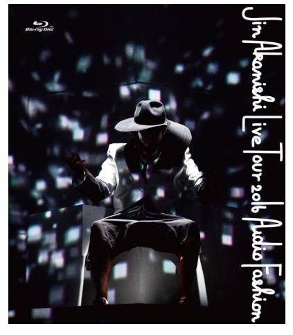 値下げ!!赤西仁 Audio Fashion Blu-ray 未開封新品 ライブグッズの画像