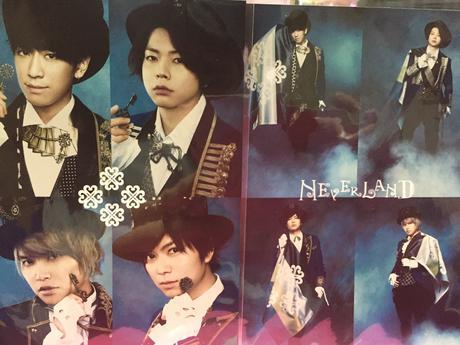 NEWS ポストカード コンサートグッズの画像