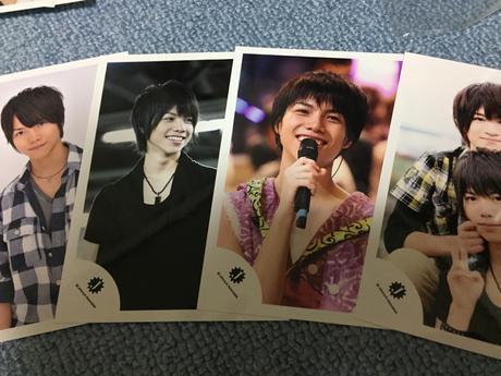 重岡大毅 Jロゴ 公式生写真 コンサートグッズの画像