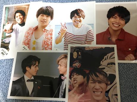 重岡大毅 公式生写真 コンサートグッズの画像