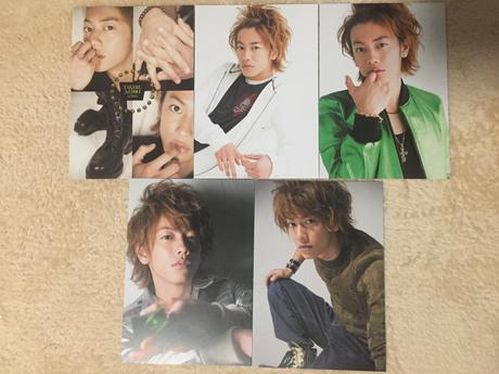 佐藤健☆ポストカード グッズの画像