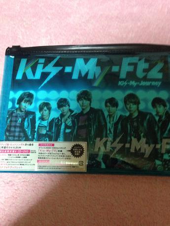Kis-My-journey.初回B コンサートグッズの画像