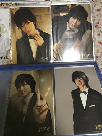 中島裕翔 ジャニーズワールド フォトセ コンサートグッズの画像