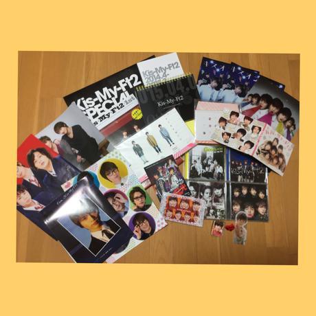 【初回DVD付き】 キスマイ グッズ コンサートグッズの画像