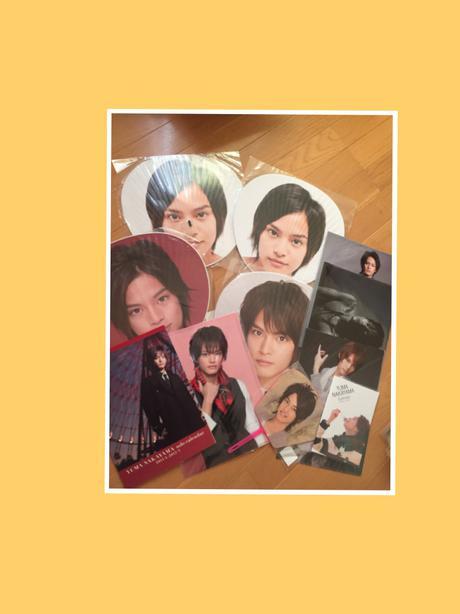 中山優馬 ジャニーズ グッズ コンサートグッズの画像