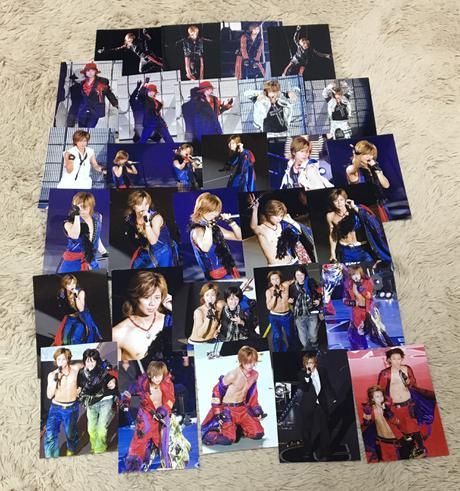 北山宏光 写真77枚セット コンサートグッズの画像