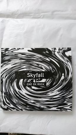 Skyfall CD ライブグッズの画像