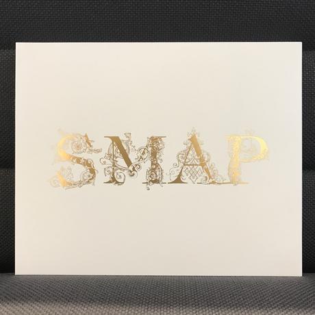 SMAP 25周年 写真集