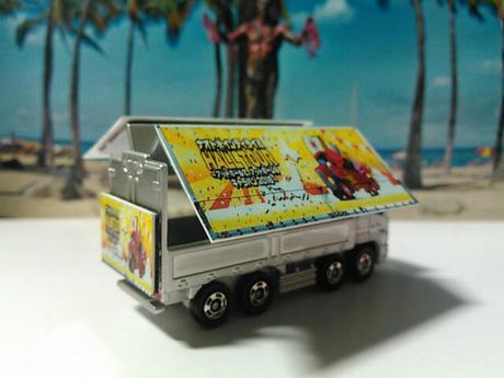 ナオトインティライミライブ  ツアートラックミニカー グッズの画像