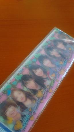 AKB48定規15センチ新品送料 ライブ・総選挙グッズの画像
