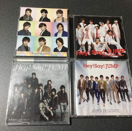 Hey!Say!JUMP シングルCD コンサートグッズの画像