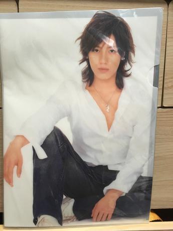 赤西仁さん KAT-TUN コンサートグッズ ライブグッズの画像