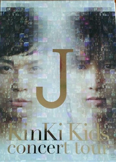 J DVD KinKi Kids 初回版