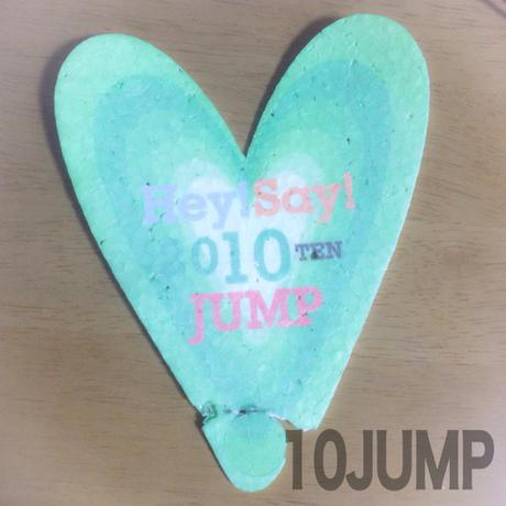 Hey!Say!JUMP 10JUMP魂 落下物 コンサートグッズの画像