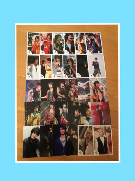 1日限りの限定SALE 【30枚】藤井流星 ジャニーズWEST 公式写真 コンサートグッズの画像