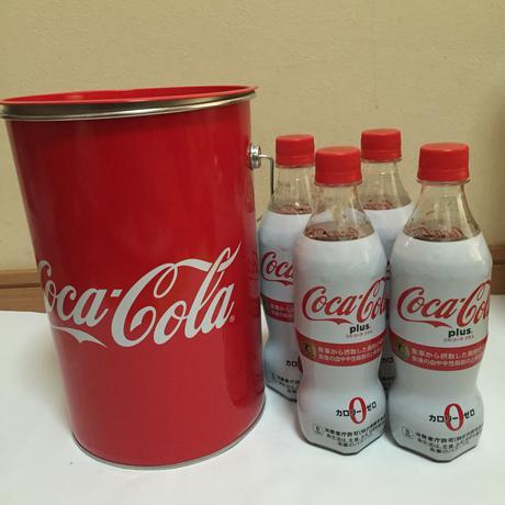 コカコーラ カープ コラボ ペール缶 グッズの画像