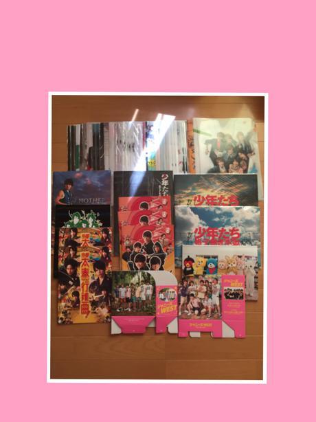 バラ売り ジャニーズWEST グッズ コンサートグッズの画像