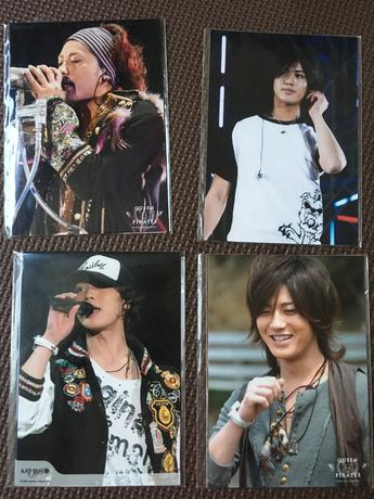 KAT-TUN 赤西仁さん コンサートグッズ ライブグッズの画像