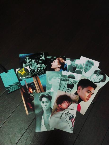 EXOなど ライブグッズの画像
