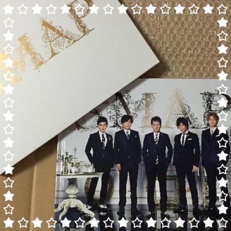 ♡SMAPファンクラブ限定 CDデビュー25周年 記念品 フォトアルバム コンサートグッズの画像