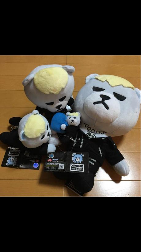 BIGBANG スンリセット V.I ライブグッズの画像