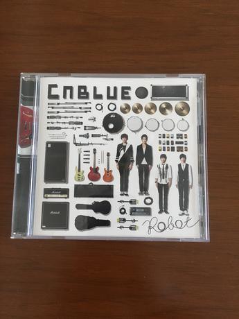 CNBLUE Robot(通常盤) ライブグッズの画像