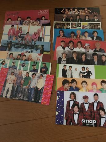 SMAP会報No.71~89 コンサートグッズの画像