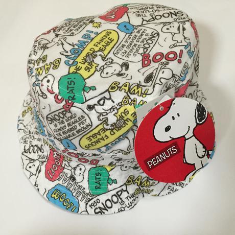 スヌーピー 帽子 54センチ 新品 グッズの画像