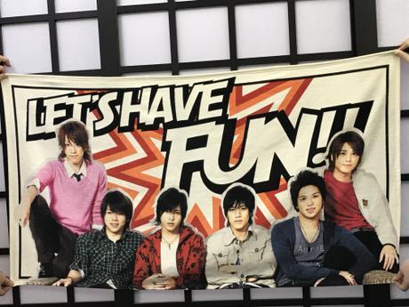 NEWS東京ドーム公演限定バスタオル*公式グッズ コンサートグッズの画像