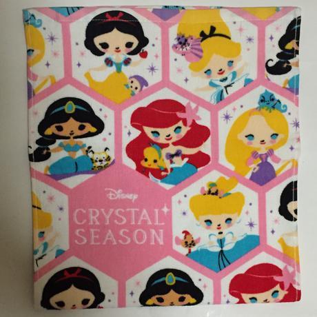 ディズニークリスタルシーズン フェイスタオル  76センチ ディズニーグッズの画像