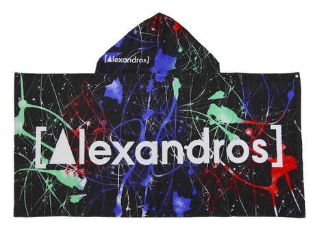 [Alexandros]  フードタオル ライブグッズの画像