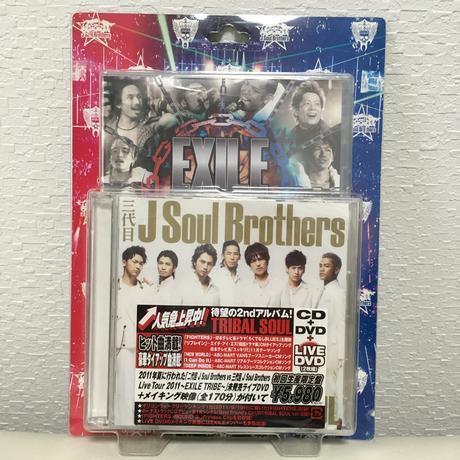 美品 三代目 J Soul BrothersTRIBAL SOUL 初回盤 ライブグッズの画像