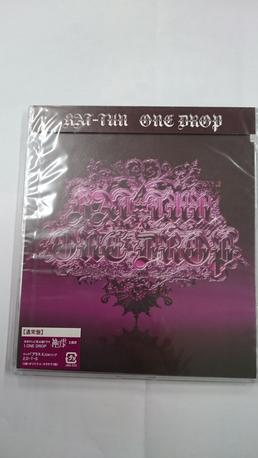半額以下●KAT-TUN●ONE DROP●通常盤 コンサートグッズの画像